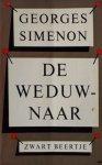 Simenon, Georges - 344  De weduwnaar