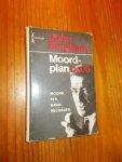 BINGHAM, JOHN, - Moordplan no.6. Moord per bandrecorder. Accolade reeks.