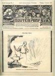 Redaktie - De houten pomp - Volledige jaargang 6 1927-1928 A.-R. Caricaturistisch Weekblad