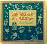 Mendenhall, John. - British trademarks of the 1920s & 1930s