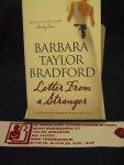 Bradford, Barbara Taylor - Letter from a Stranger