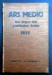 redactie - Ars Medici: Das Organ des praktischen Arztes 1935