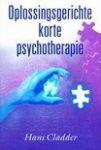 Cladder, H. - Oplossingsgerichte korte psychotherapie