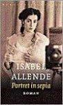 Allende, Isabel - Portret  in sepia