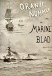 Tijdeman, G.F.;  Bestuur Marine-Vereeniging(ds2001) - Oranje Nummer van het Marine Blad, 31 Augustus 1898