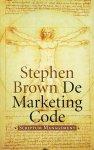 S. Brown - De Marketing Code