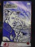 Incognito reeks, meerdere tekenaars - Incognito reeks, 9 striptijdschriften, zie meer info