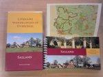 Zweege Dannie ten - Salland, Literaire wandelingen in Overijssel