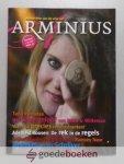 , - Arminius --- Eenmalige glossy Arminius, voorvechter van de vrije wil