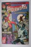 STERN, ROBERT (RED.), - De mysterieuze Spiderwoman; Een nieuw leven.