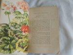 Oudemans, C.A.J.A. (red.). - Neerland's plantentuin. Afbeeldingen en beschrijvingen van sierplanten voor tuin en kamer. Derde Jaargang / Deel