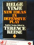 Vinje, Helge - New ideas in defensive play ; English version edited by Terence Reese
