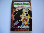 Disney, W. - Donald Duck Pocket 55 Een schimmige surprise / druk 1