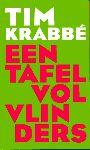 Krabbé, Tim - Een tafel vol vlinders