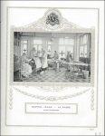 N/A - Croix-rouge de Belgique: rapport au 31 decembre 1915 du comite directeur derriere l'armee
