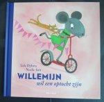 Dijkstra, Lida en Smit, Noelle (ills.) - Willemijn wil een optocht zijn