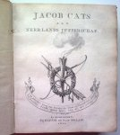 Cats Jacob - Aan Neerlands Jufferschap