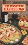 - Het komplete hapjesboek. Met 170 recepten