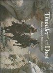 Hamilton John R., John Calvin Batchelor - Thunder in the dust. Classic Images of Western Movies.