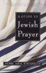 Steinsaltz, Adin. - A Guide to Jewish Prayer
