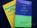 Troost, ds. A.F. - Aan Stille Wateren - bijbels dagboek