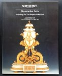 Sotheby's - Sotheby's Amsterdam Decorative arts Including the Bogaert Collection 1990
