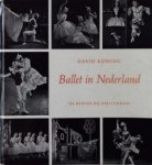 David Koning. - Ballet in Nederland