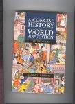 Livi-Bacci Massimo - A Concise History of World population