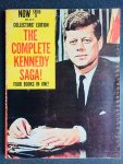 Matthews, Jim.  Schworck, Ernest. - Complete Kennedy Saga. Four Books in One. Four Dark Days in History. November 22, 23, 24, 25, 1963