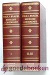 Brakel, Wilh. à - Redelijke Godsdienst, 3 delen compleet --- 3 delen in 2 banden, compleet
