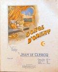 Clercq, Jean le: - Songe d`Orient. Valse