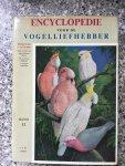 Rutgers, A. - Encyclopedie voor de vogelliefhebber/ deel 2