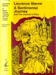 Sterne, Laurence - A sentimental journey and The journal to Eliza