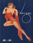 Vargas, Alberto - Alberto Vargas 20s - 50s, softcover, zeer goede staat, tekst in het Engels, Duits en Frans