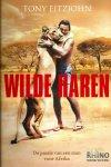 Fitzjohn, Tony - WILDE HAREN, De passie van een man voor Afrika