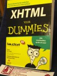 Tittel, Ed - XHTML voor dummies