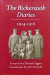 Bickersteth, John. (red.) - Bickersteth Diaries. 1914 - 1918.