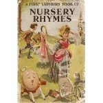 ? illustrations by FRANK HAMPSON - a first ladybird book of NURSER RHYMES