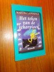 LAWRENCE, MARTHA, - Het teken van de Schorpioen.