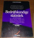 B. Veen - Bedrijfskundige statistiek / druk 2