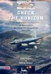 Lutgert, Wim.   de Winter, Rolf. - Check the Horizon. De Koninklijke Luchtmacht en het conflict in voormalig Joegoslavië 1991-1995.