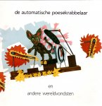 Hart, Piet 't , Twan Geurts, Gijs de Graaf (ds1239) - De automatische poesekrabbelaar en andere wereldvondsten