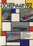 Boer, G.J. de - [ Jaarboek] Scheepvaart  `92,  [1992]