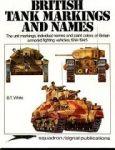 White, B.T. - British Tank Markings of the World