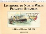 Cowell, John - Liverpool to North Wales Pleasure Steamers