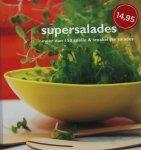 Luijken, Barbara - Supersalades     Meer dan 150 snelle & smakelijke salades