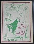 Strauss, Johan ( bandontwerp: Jac da Costa) - Du und Du