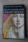 Andrea, Pat / Boer, Herman Pieter de - Nieuw nederlands gebarenboekje / druk 1