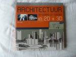 mo zell - architectuur ontwerpen en tekenen in 2d  3d