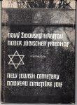 Frantisek Kafka - Novu Zidouski Hrbitou, Neuer Jüdischer Friedhof, New Jewish Cemetery, Nouveau Cimetiere Juif. Praha